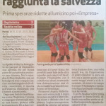 ABM SOSSI Ospitaletto BS – SPAKKA VOLLEY
