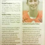 Extend Tombolo - Spakka Volley
